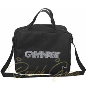 Embroidered Gymnast Bag